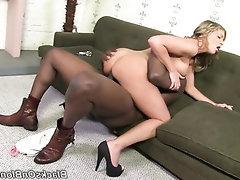 Babe Big Tits Cumshot Ebony