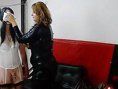 Amateur BDSM Femdom Latex