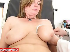Big Boobs Masturbation Mature Medical