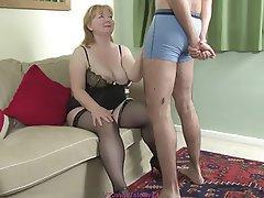 Amateur British Granny Mature MILF
