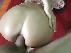Anal Babe Blowjob