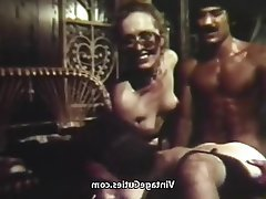 Blowjob Group Sex Threesome Vintage