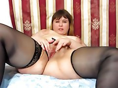 BBW Big Boobs Big Butts Masturbation Russian