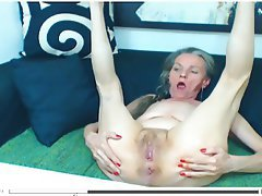 Granny Hairy Mature Webcam