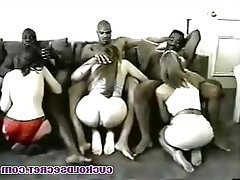 Cuckold Gangbang Group Sex Interracial