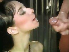 Anal Brunette Cumshot Facial