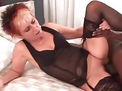 Granny Interracial Mature MILF