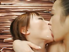 Asian Babe Japanese Lesbian Softcore