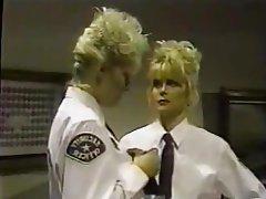 Blonde Lesbian Threesome Vintage