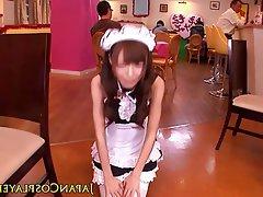 Babe Handjob Japanese