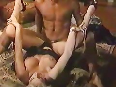 Double Penetration Group Sex Italian Pornstar Vintage