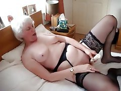 Amateur Granny Mature Orgasm