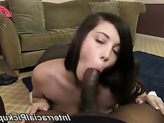 Babe Big Tits Cumshot Ebony Panties