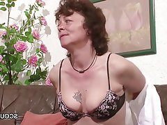 German Hardcore Lingerie Mature