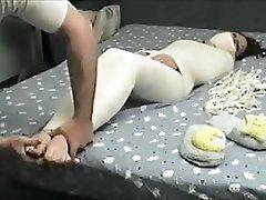 Amateur BDSM Bondage Foot Fetish Softcore
