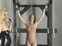BDSM Blonde Brunette Latex Mature