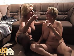 Anal Blonde Blowjob German Amateur