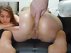 Anal BDSM British