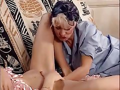 French Hairy MILF Vintage