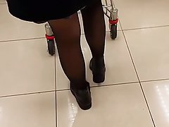Chinese MILF Stockings