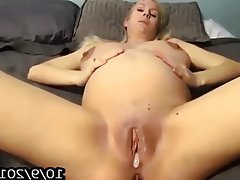 Amateur Big Boobs Blonde Creampie
