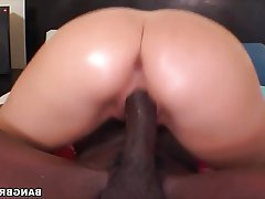 Big Butts Hardcore Interracial Pornstar