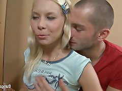 Anal Blonde Facial Russian