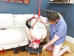 Ass Licking BDSM Bondage Anal