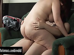 BBW Blowjob German Hardcore