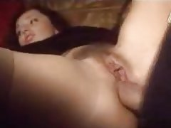 Anal Brunette French Hairy
