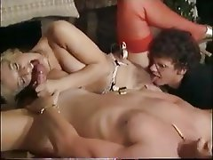 Nerd Blowjob Facial Threesome Vintage