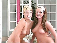 Lesbian Blonde Brunette MILF