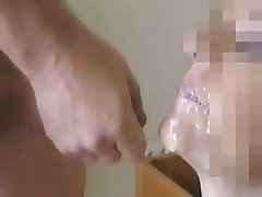 Amateur Bukkake Group Sex Russian