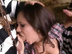 Babe Blowjob Cumshot Handjob Latina