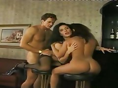 Anal Pornstar Threesome Vintage