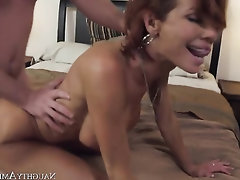 Asian Ebony Mature MILF