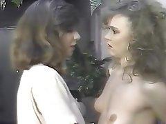 Big Boobs Lesbian Pornstar Vintage