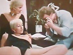 Nerd Group Sex Stockings Vintage