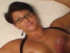 Amateur Big Boobs Cumshot MILF