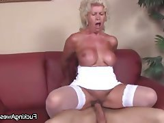 Big Boobs Granny Hairy Mature Old and Young