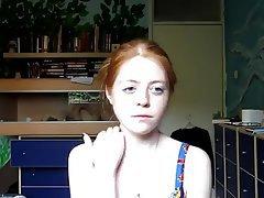 Amateur Hairy Webcam