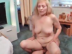 Ass Licking Granny