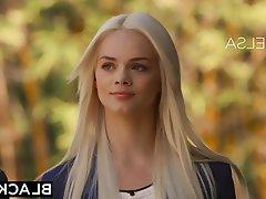 Blonde Blowjob Creampie Group Sex Interracial
