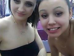 Amateur Bisexual Lesbian Webcam
