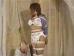 BDSM Bondage Stockings Vintage