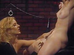 BDSM Lesbian MILF Blonde