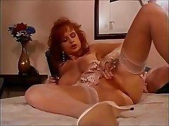 Masturbation Redhead Squirt Vintage