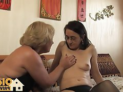 Anal Blonde German Mature