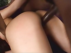 Anal Creampie Czech Double Penetration Threesome