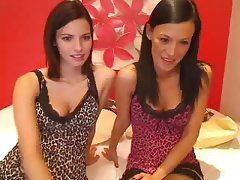 Bisexual Brunette French Lesbian Webcam